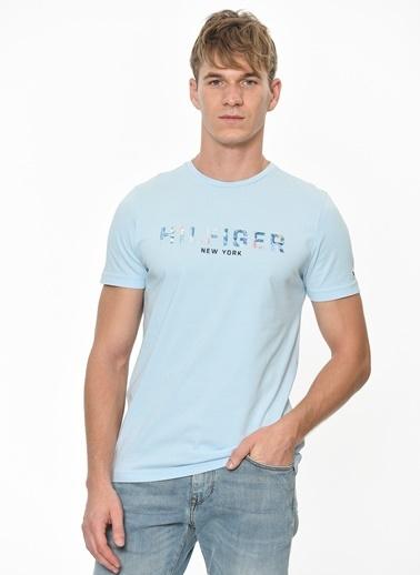 Tommy Hilfiger Tişört Mavi